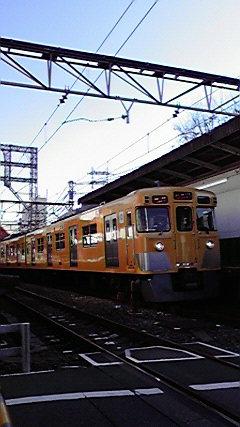 西武新宿線2000<br />  系!